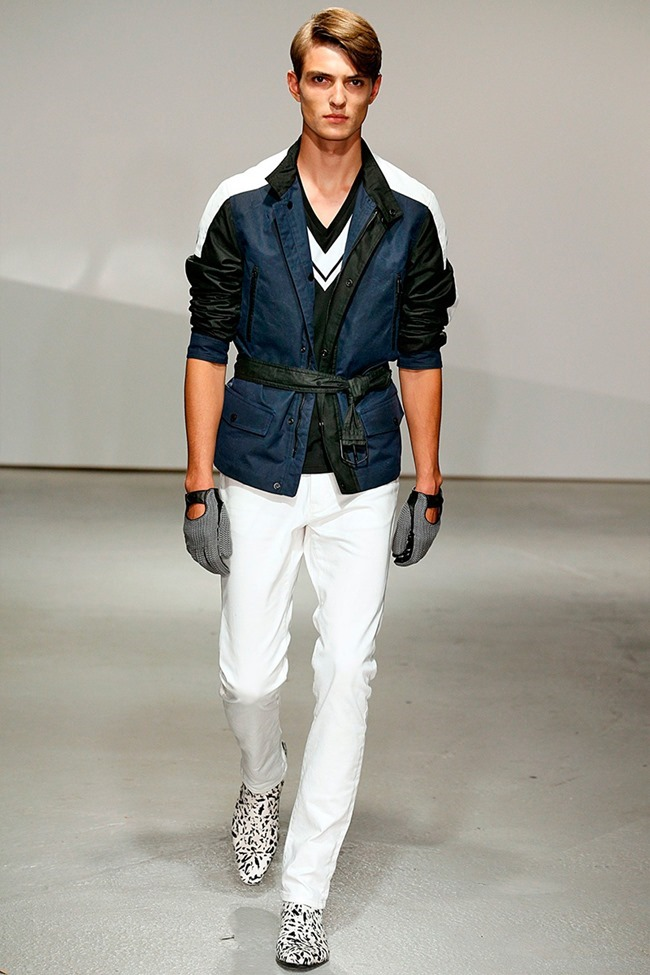 LONDON COLLECTIONS MEN Kent & Curwen Spring 2015. www.imageamplified.com, Image Amplified (22)