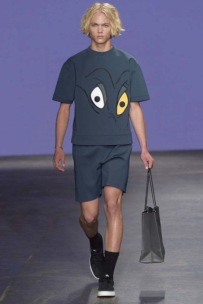 LONDON COLLECTIONS MEN MAN Spring 2015. www.imageamplified.com, Image Amplified (10)
