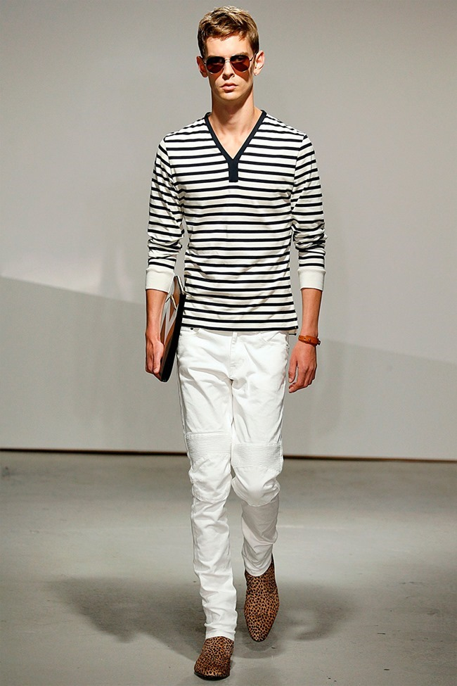 LONDON COLLECTIONS MEN Kent & Curwen Spring 2015. www.imageamplified.com, Image Amplified (26)