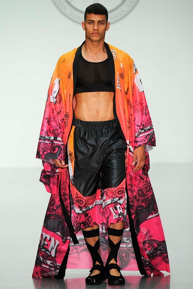 LONDON COLLECTIONS MEN Astrid Andersen Spring 2015. www.imageamplified.com, Image Amplified (20)