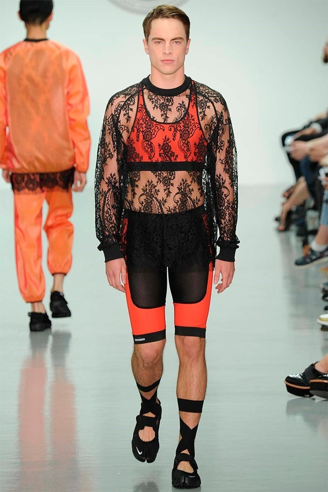 LONDON COLLECTIONS MEN Astrid Andersen Spring 2015. www.imageamplified.com, Image Amplified (6)