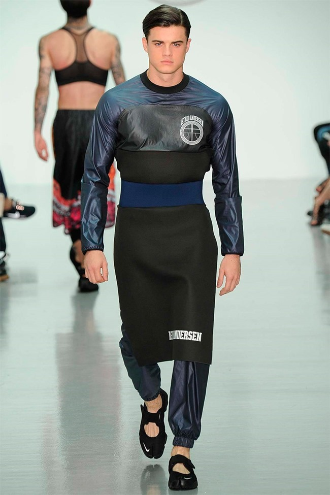 LONDON COLLECTIONS MEN Astrid Andersen Spring 2015. www.imageamplified.com, Image Amplified (11)
