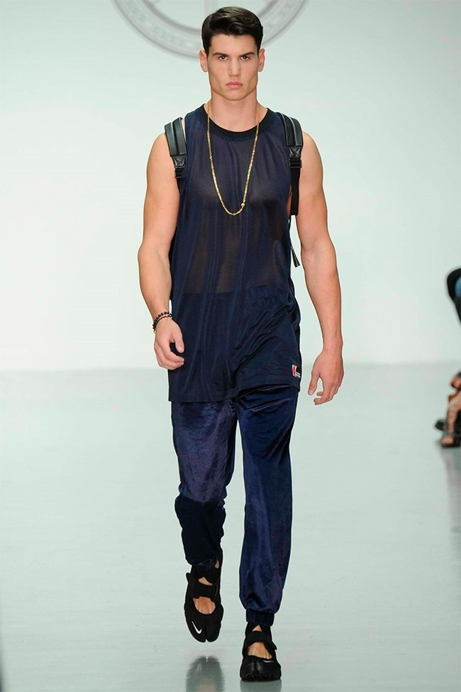 LONDON COLLECTIONS MEN Astrid Andersen Spring 2015. www.imageamplified.com, Image Amplified (12)