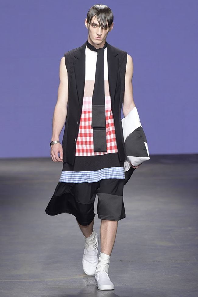 LONDON COLLECTIONS MEN MAN Spring 2015. www.imageamplified.com, Image Amplified (37)