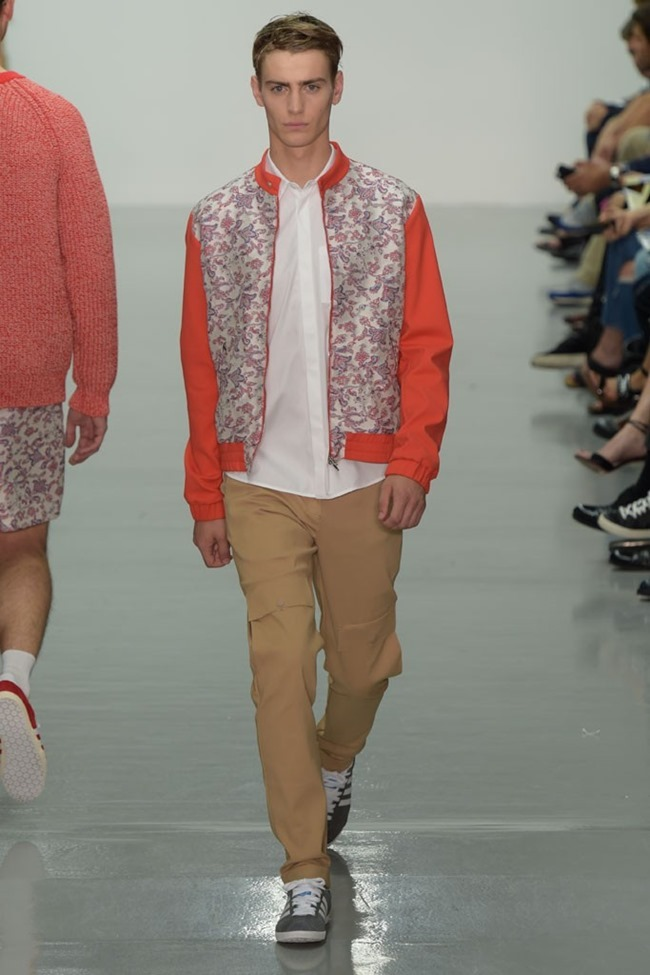 LONDON COLLECTIONS MEN Richard Nicoll Spring 2015. www.imageamplified.com, Image Amplified (1)