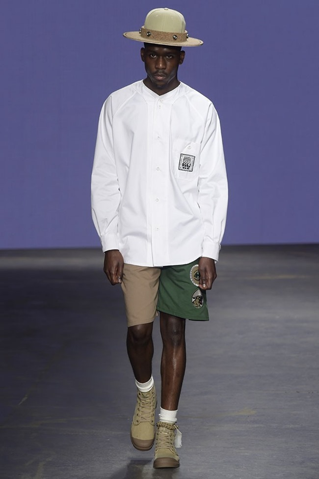 LONDON COLLECTIONS MEN MAN Spring 2015. www.imageamplified.com, Image Amplified (41)