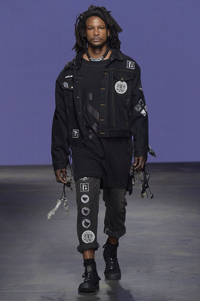 LONDON COLLECTIONS MEN MAN Spring 2015. www.imageamplified.com, Image Amplified (1)