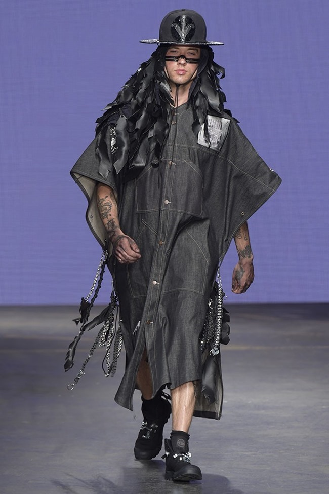 LONDON COLLECTIONS MEN MAN Spring 2015. www.imageamplified.com, Image Amplified (4)