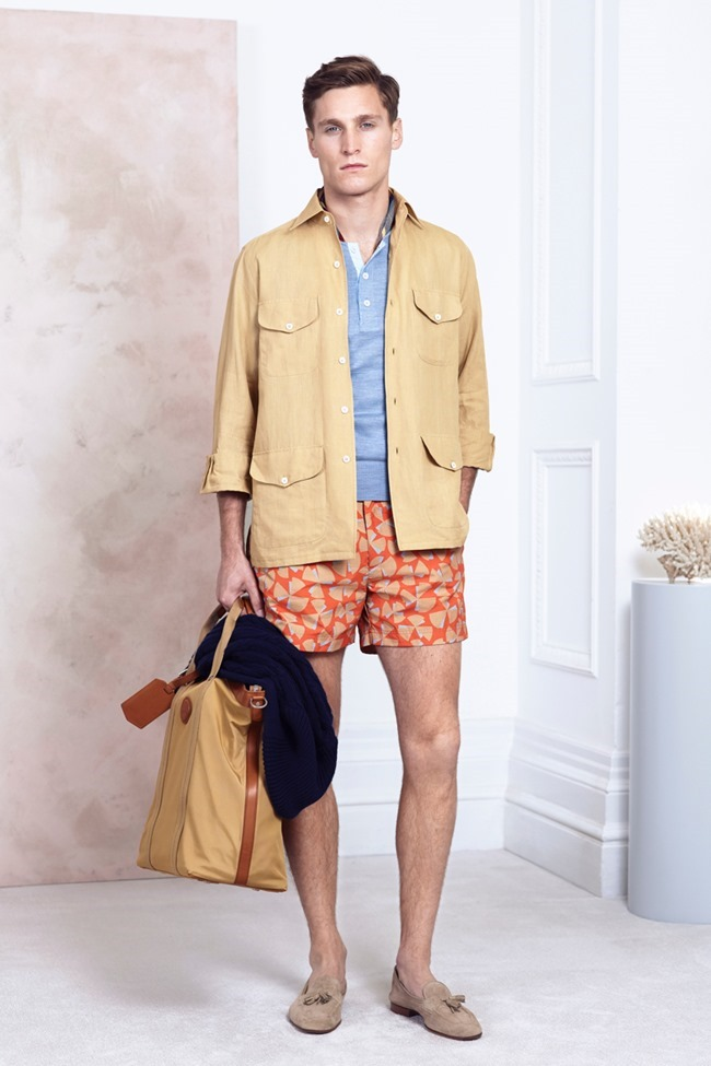 COLLECTION Will Chalker & Anton Worman for Dunhill Spring 2015. www.imageamplified.com, Image Amplified (4)
