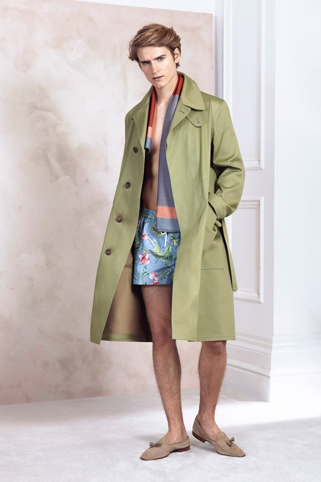 COLLECTION Will Chalker & Anton Worman for Dunhill Spring 2015. www.imageamplified.com, Image Amplified (5)