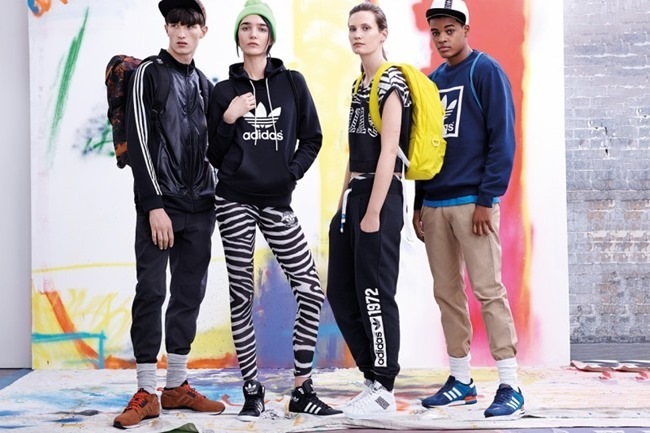 COLLECTION adidas Originals Fall 2014. www.imageamplified.com, Image Amplified (1)