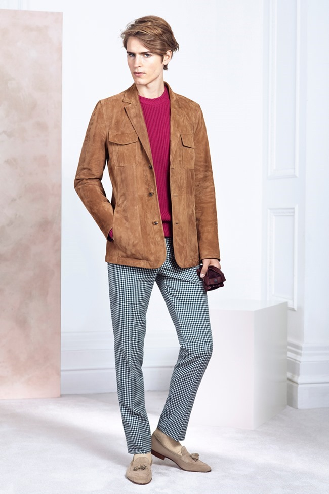 COLLECTION Will Chalker & Anton Worman for Dunhill Spring 2015. www.imageamplified.com, Image Amplified (9)