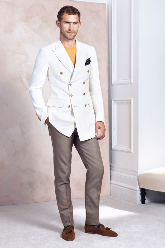 COLLECTION Will Chalker & Anton Worman for Dunhill Spring 2015. www.imageamplified.com, Image Amplified (23)