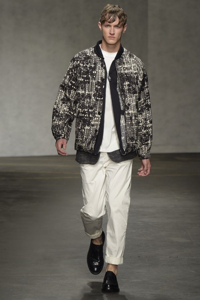 LONDON COLLECTIONS MEN Casely-Hayford Spring 2015. www.imageamplified.com, Image Amplified (4)