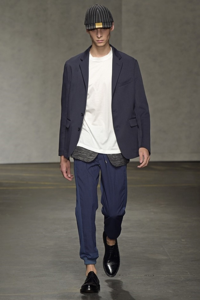 LONDON COLLECTIONS MEN Casely-Hayford Spring 2015. www.imageamplified.com, Image Amplified (9)