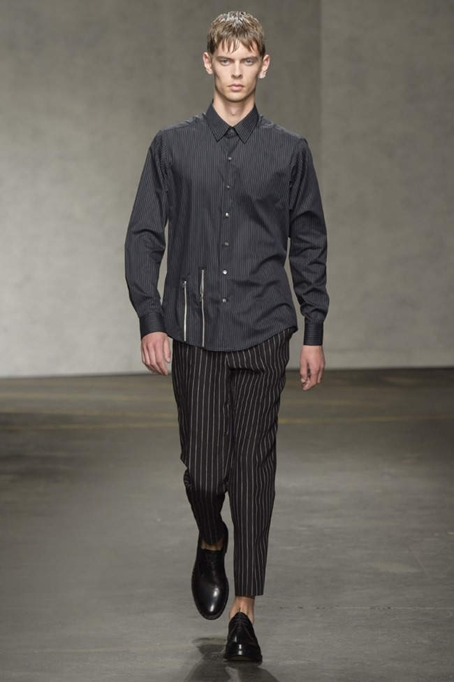 LONDON COLLECTIONS MEN Casely-Hayford Spring 2015. www.imageamplified.com, Image Amplified (24)