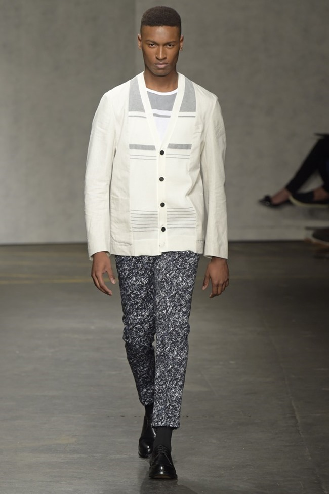 LONDON COLLECTIONS MEN Casely-Hayford Spring 2015. www.imageamplified.com, Image Amplified (28)