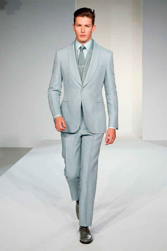 LONDON COLLECTIONS MEN Gieves & Hawkes Spring 2015. www.imageamplified.com, Image Amplified (2)