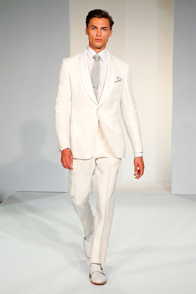 LONDON COLLECTIONS MEN Gieves & Hawkes Spring 2015. www.imageamplified.com, Image Amplified (4)