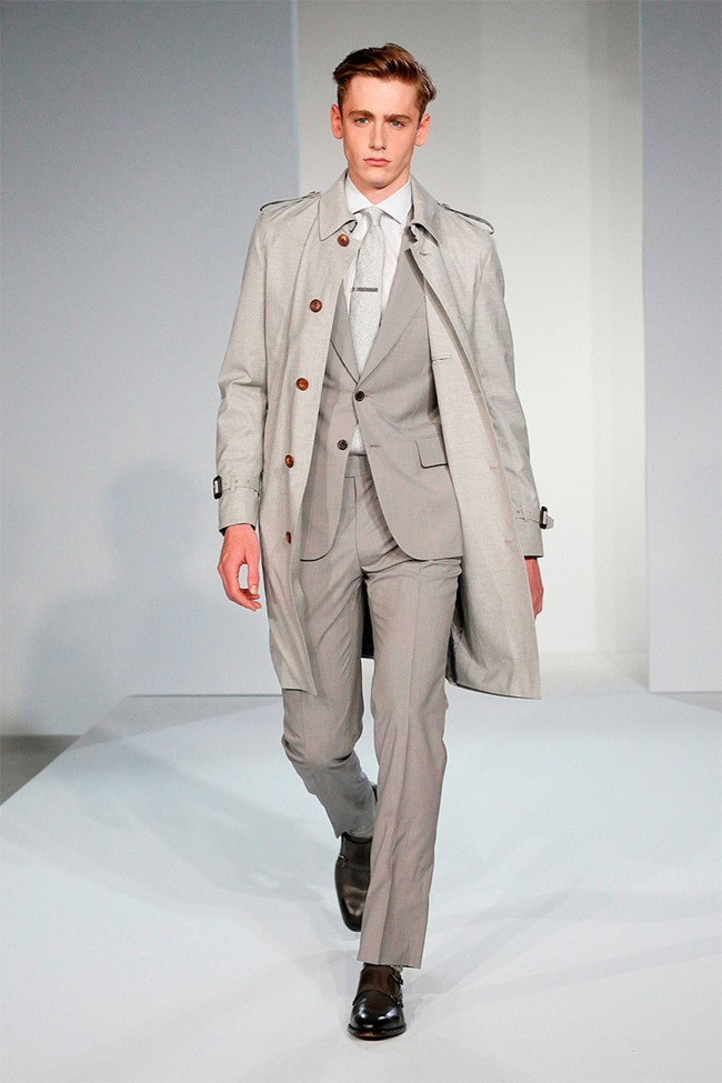 LONDON COLLECTIONS MEN Gieves & Hawkes Spring 2015. www.imageamplified.com, Image Amplified (23)