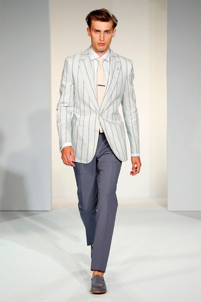LONDON COLLECTIONS MEN Gieves & Hawkes Spring 2015. www.imageamplified.com, Image Amplified (27)