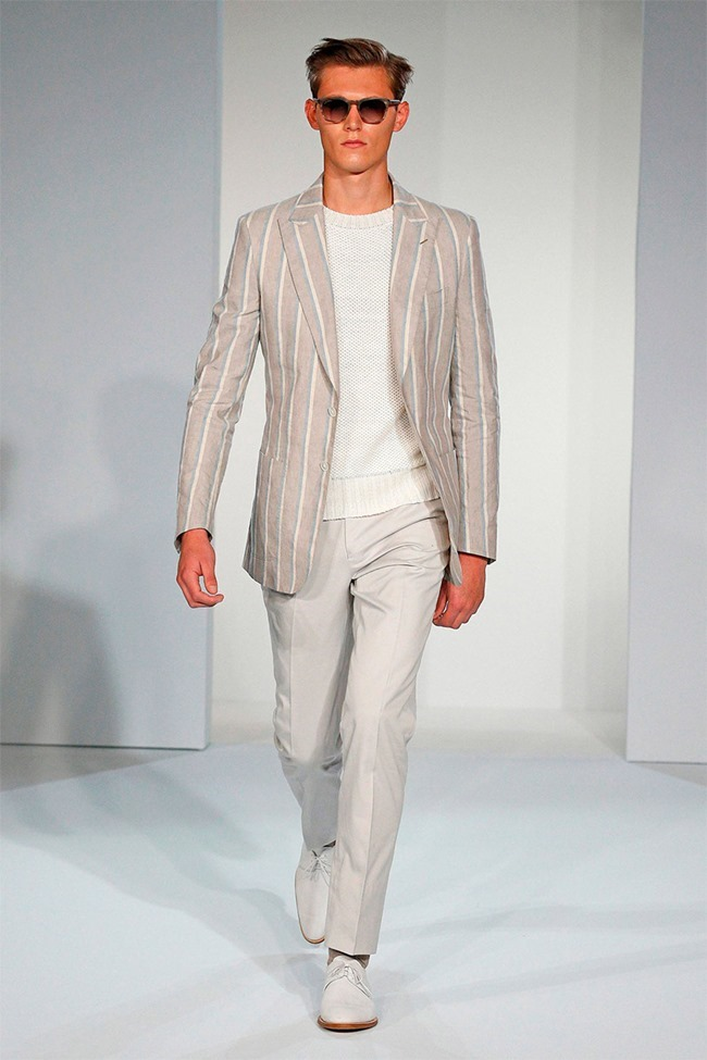 LONDON COLLECTIONS MEN Gieves & Hawkes Spring 2015. www.imageamplified.com, Image Amplified (30)