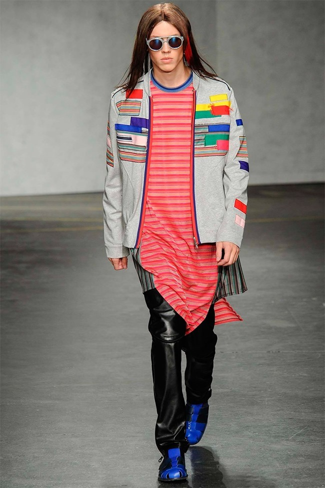 LONDON COLLECTIONS MEN James Long Spring 2015. www.imageamplified.com, Image Amplified (10)