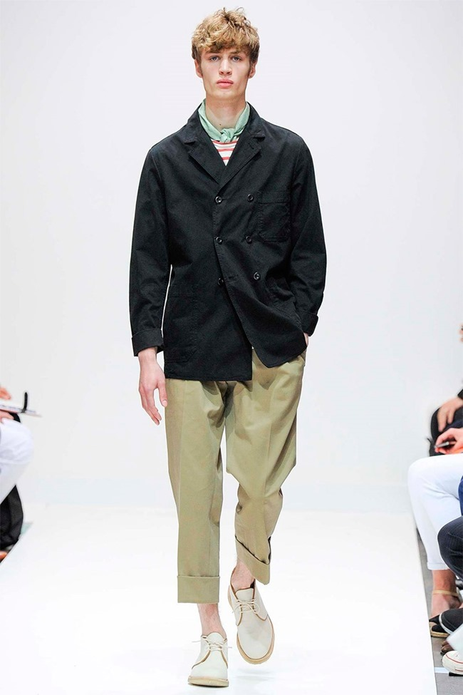 LONDON COLLECTIONS MEN Margaret Howell Spring 2015. www.imageamplified.com, Image Amplified (5)