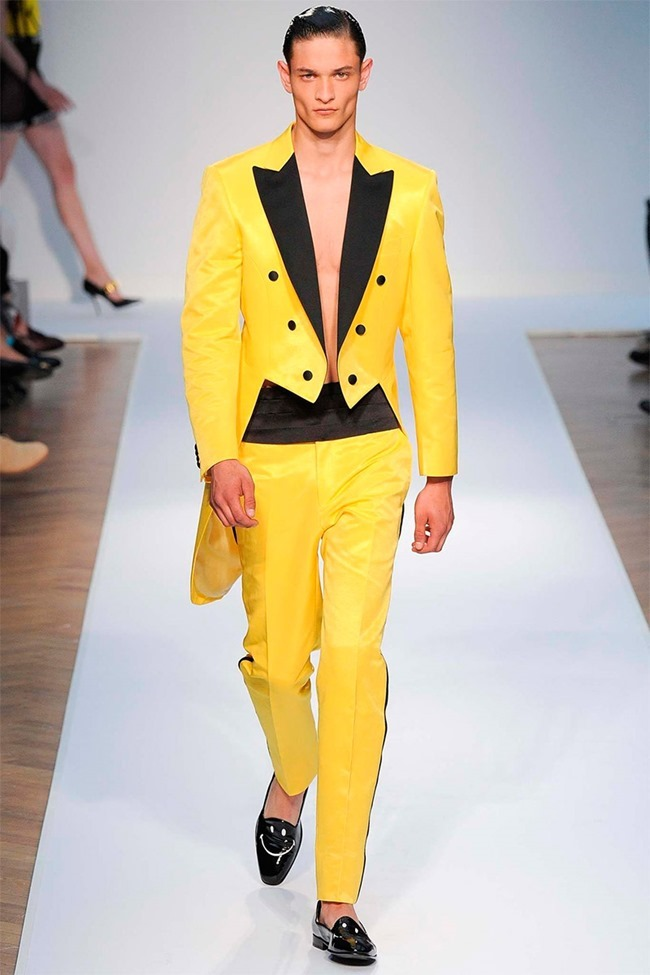 LONDON COLLECTIONS MEN Moschino Spring 2015. www.imageamplified.com, Image Amplified (43)