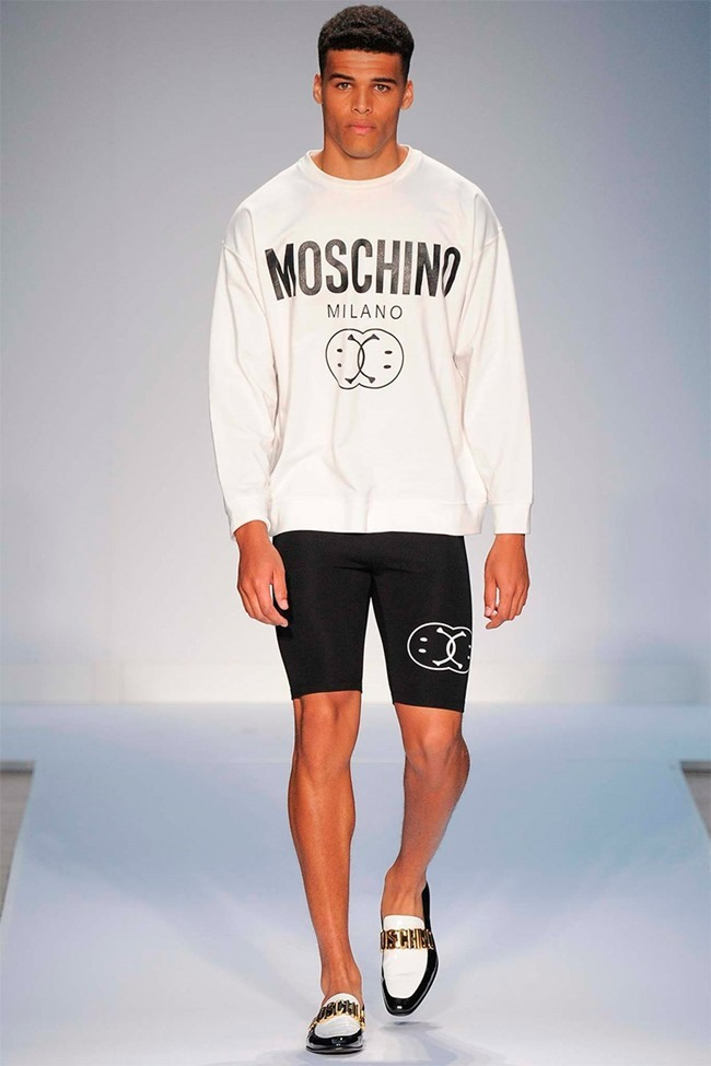LONDON COLLECTIONS MEN Moschino Spring 2015. www.imageamplified.com, Image Amplified (45)