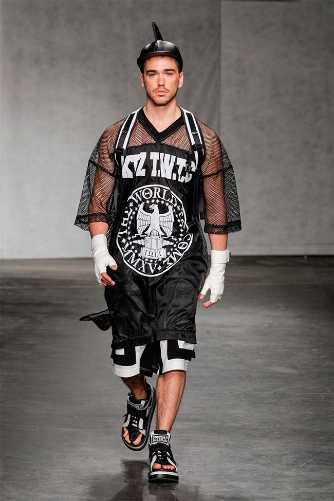 LONDON COLLECTIONS MEN KTZ Spring 2015. www.imageamplified.com, Image Amplified (3)
