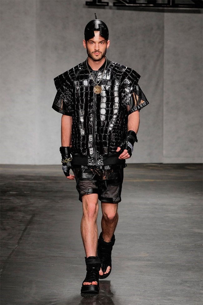 LONDON COLLECTIONS MEN KTZ Spring 2015. www.imageamplified.com, Image Amplified (10)