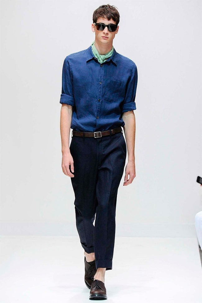 LONDON COLLECTIONS MEN Margaret Howell Spring 2015. www.imageamplified.com, Image Amplified (9)