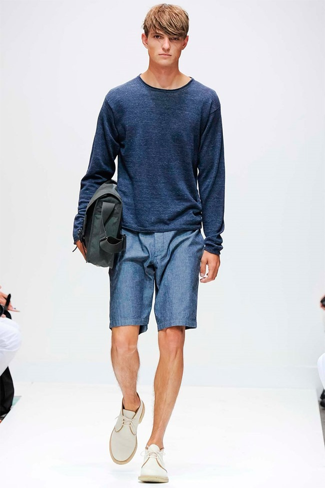 LONDON COLLECTIONS MEN Margaret Howell Spring 2015. www.imageamplified.com, Image Amplified (12)