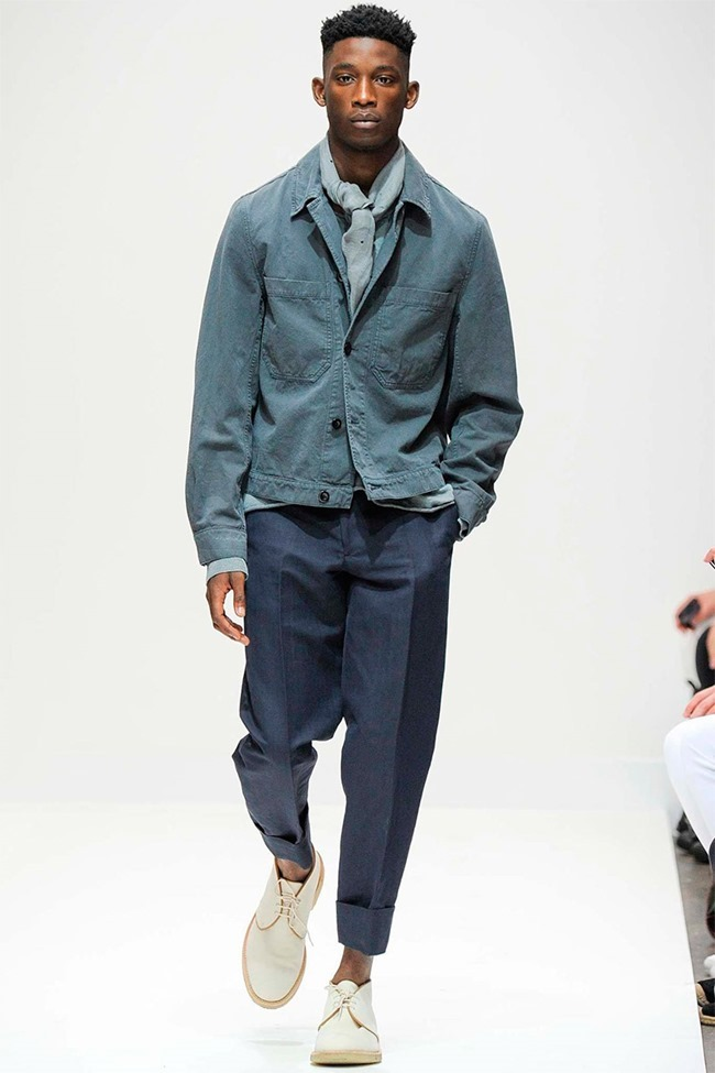 LONDON COLLECTIONS MEN Margaret Howell Spring 2015. www.imageamplified.com, Image Amplified (14)