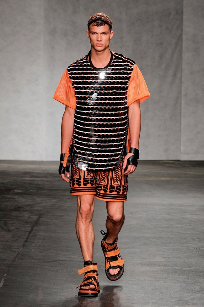 LONDON COLLECTIONS MEN KTZ Spring 2015. www.imageamplified.com, Image Amplified (26)