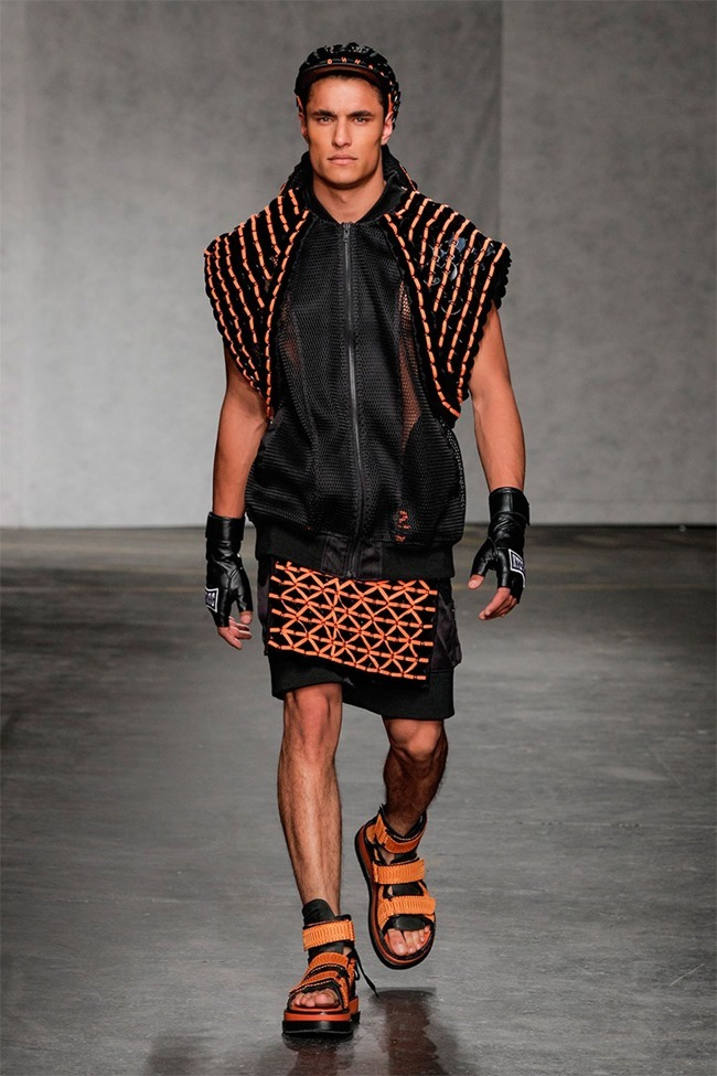 LONDON COLLECTIONS MEN KTZ Spring 2015. www.imageamplified.com, Image Amplified (27)