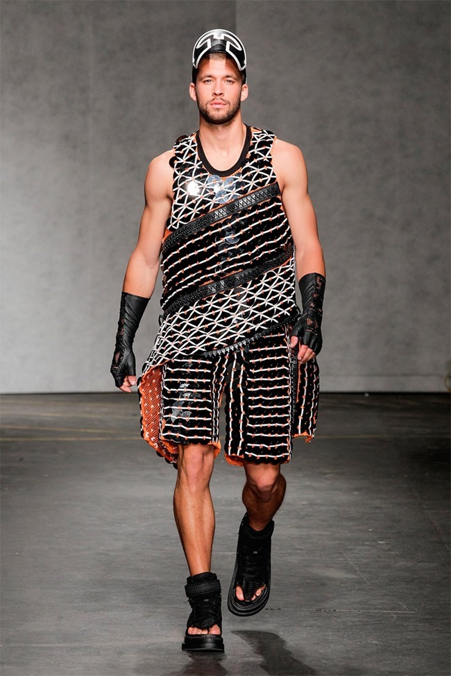 LONDON COLLECTIONS MEN KTZ Spring 2015. www.imageamplified.com, Image Amplified (32)