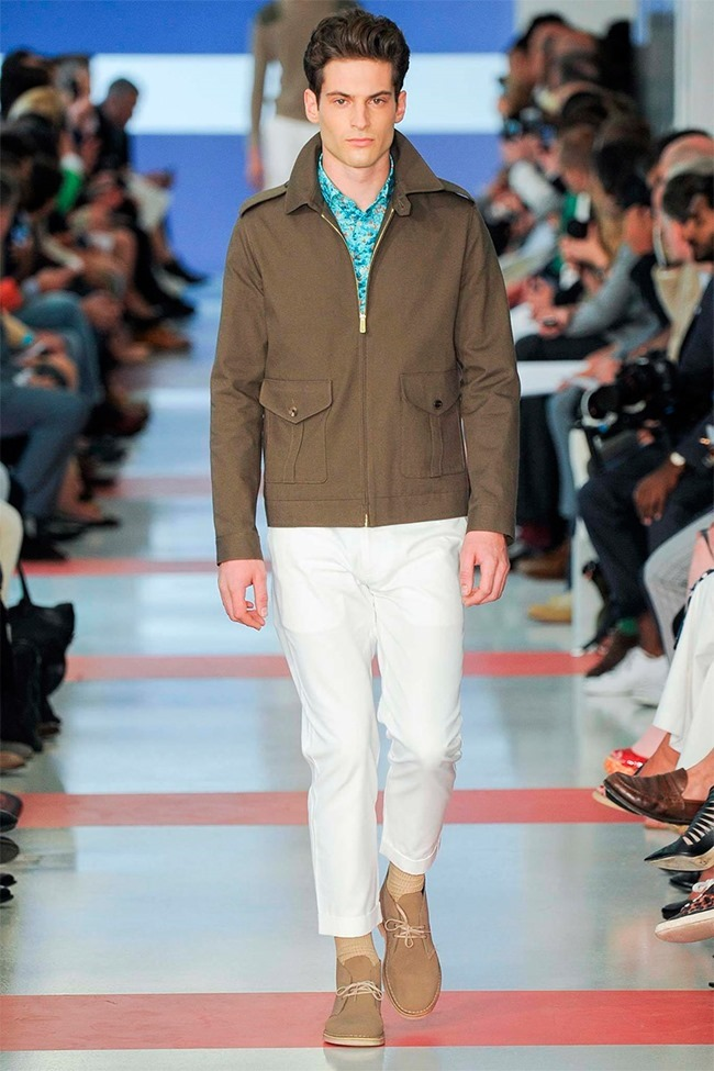 LONDON COLLECTIONS MEN Richard James Spring 2015. www.imageamplified.com, Image Amplified (17)