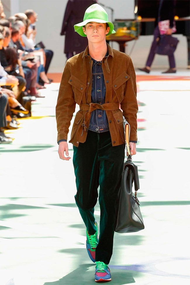 LONDON COLLECTIONS MEN Burberry Prorsum Spring 2015. www.imageamplified.com, Image Amplified (2)