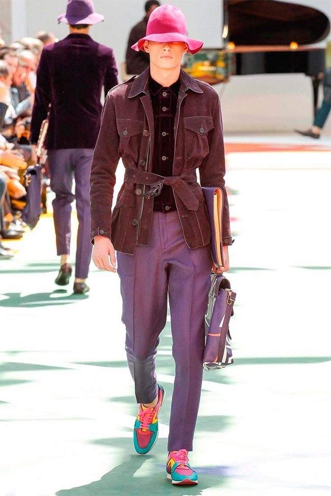 LONDON COLLECTIONS MEN Burberry Prorsum Spring 2015. www.imageamplified.com, Image Amplified (4)