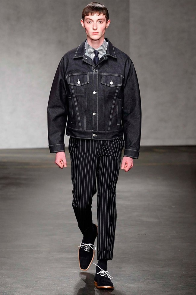 LONDON COLLECTIONS MEN E. Tautz Spring 2015. www.imageamplified.com, Image Amplified (7)