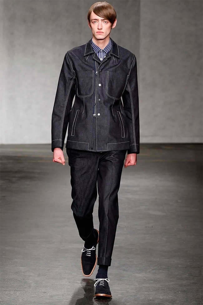 LONDON COLLECTIONS MEN E. Tautz Spring 2015. www.imageamplified.com, Image Amplified (8)