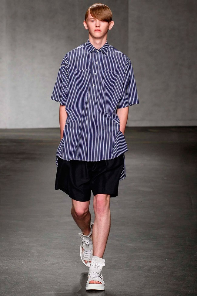 LONDON COLLECTIONS MEN E. Tautz Spring 2015. www.imageamplified.com, Image Amplified (24)