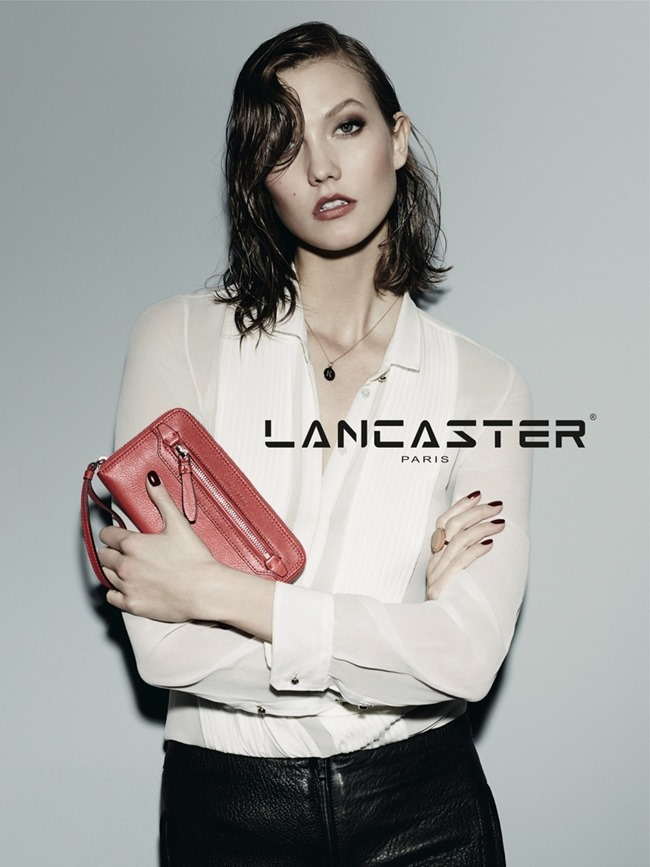 CAMPAIGN Karlie Kloss for Lancaster Paris Fall 2014 by Guy Aroch. www.imageamplified.com, Image Amplified (8)
