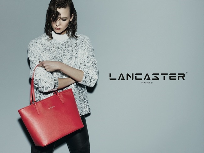 CAMPAIGN Karlie Kloss for Lancaster Paris Fall 2014 by Guy Aroch. www.imageamplified.com, Image Amplified (9)
