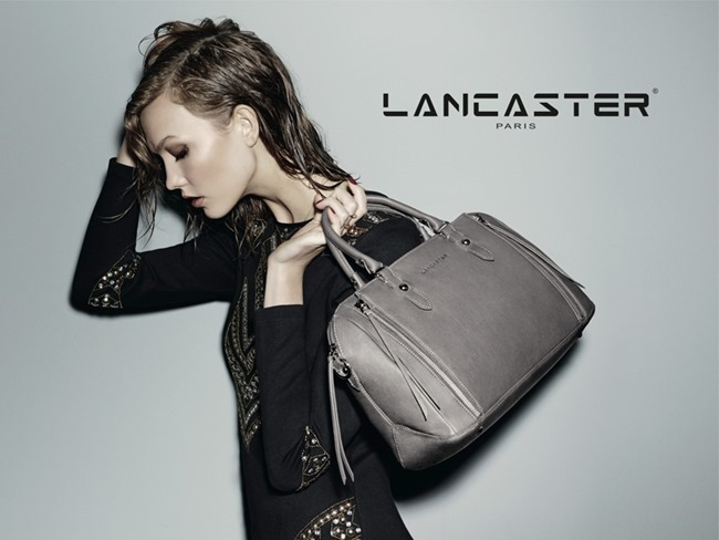 CAMPAIGN Karlie Kloss for Lancaster Paris Fall 2014 by Guy Aroch. www.imageamplified.com, Image Amplified (3)