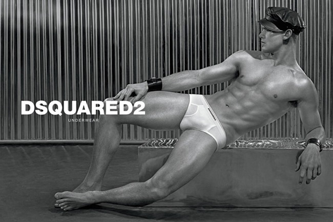 CAMPAIGN Travis Hanson, Ryan Bertroche & Rich Stinger for Dsquared2 Underwear Fall 2014 by Steven Klein. www.imageamplified.com, Image Amplified (3)
