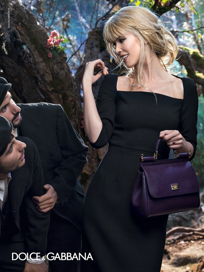 CAMPAIGN Dolce & Gabbana Fall 2014 by Domenico Dolce. www.imageamplified.com, Image Amplified (1)