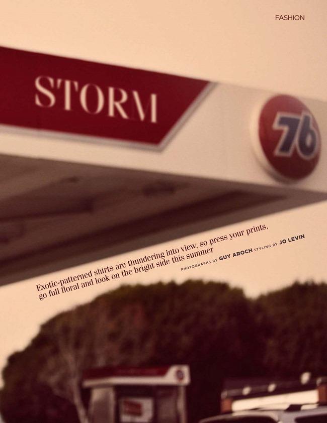 GQ UK Tropical Storm by Guy Aroch. Joe Levin, June 2014, www.imageamplified.com, Image Amplified (2)